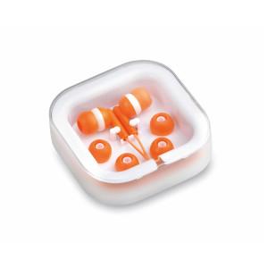 auriculares en caja con recambio 3551