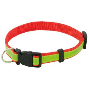 Collar Reflectante Muttley Rojo Decotamp