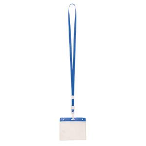 Identificador Lanyards Maes Azul Decotamp
