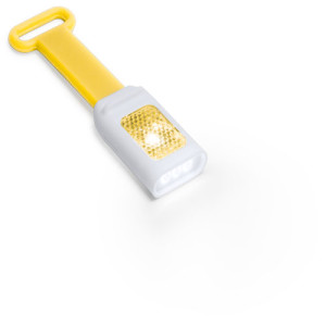 Linterna Ajustable Plaup Amarillo Decotamp