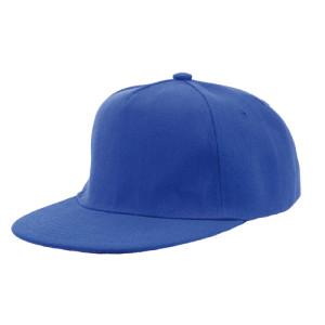 Gorra Plana Lorenz Azul Decotamp