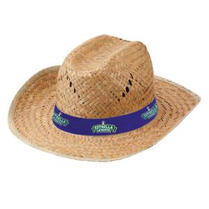 Sombrero Paja Bull Decotamp