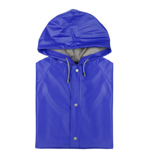 Impermeable PVC Mk Hindow Azul Decotamp