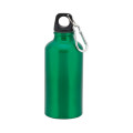 Bidón aluminio 400 ml personalizado verde